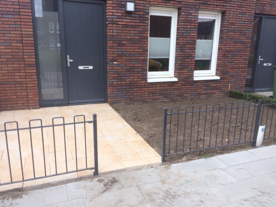 afbeelding Nieuwe tuin aanleg Ede 5