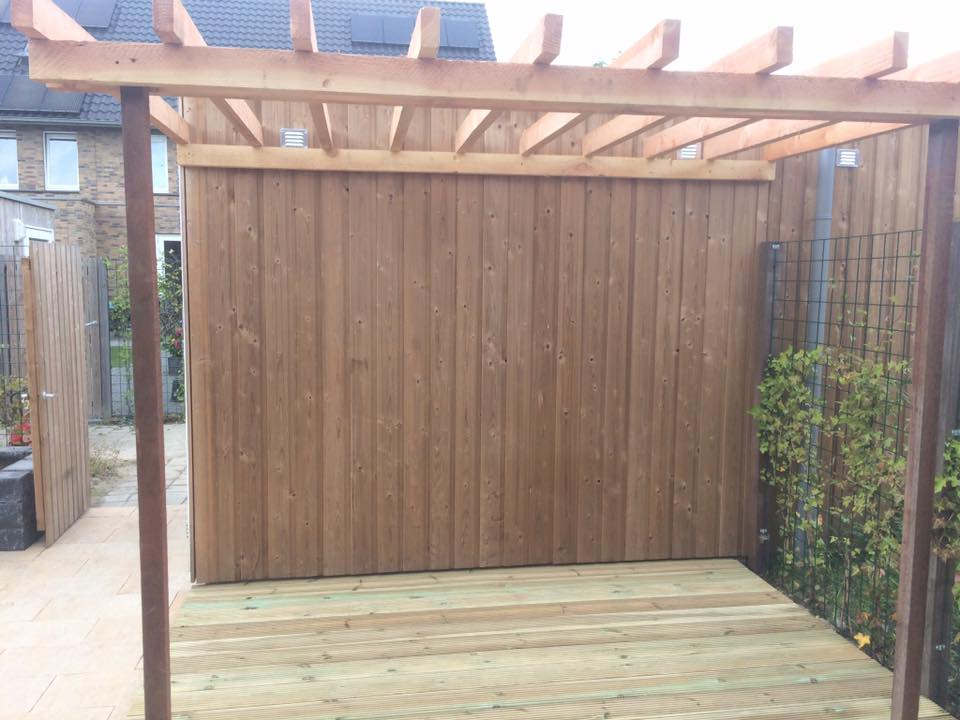 afbeelding Nieuwe tuin aanleg Ede 3